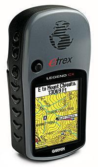 Garmin eTrex Legend Cx