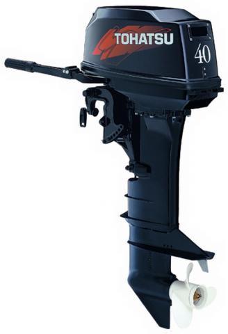 Tohatsu M40C S