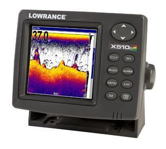 Lowrance X510c