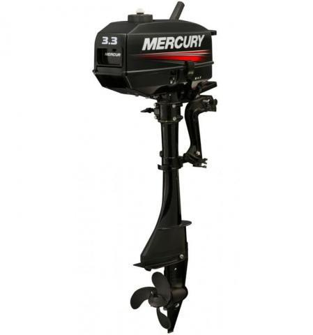 Mercury 3.3M