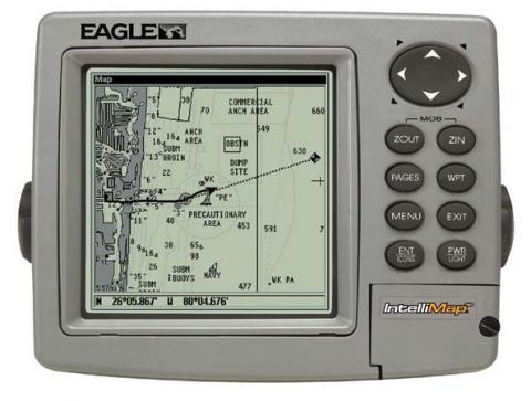 Eagle IntelliMap 480