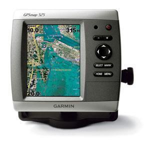 Garmin GPSmap 525s