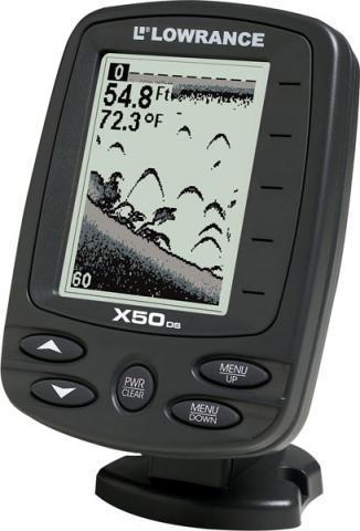 Lowrance X50 DS