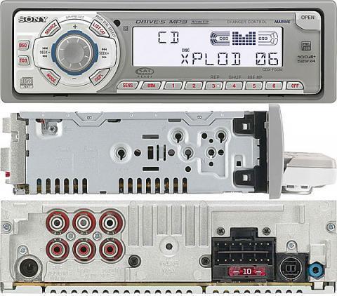Sony CDX-F50M