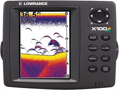 Lowrance X100с
