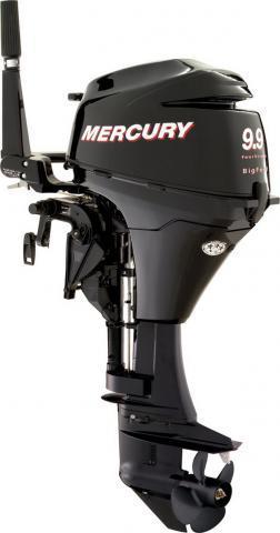 Mercury F9,9MLH Bigfoot