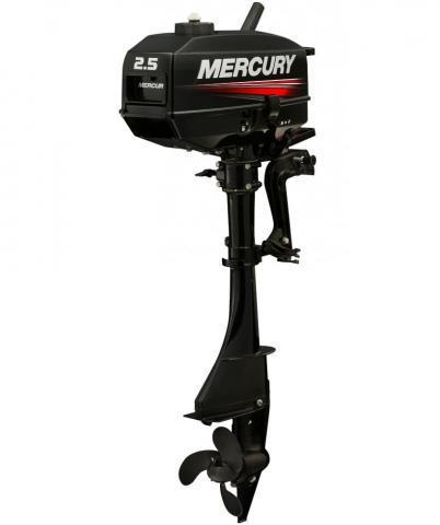 Mercury 2.5M