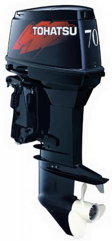 Tohatsu M70C EPTOL