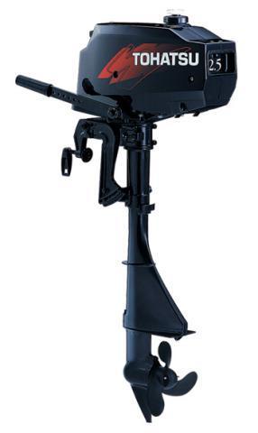 Tohatsu M40C EPS