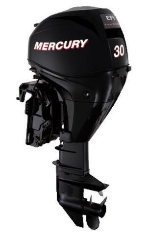 Mercury F30EL GA EFI