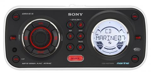 Sony CDX-HS70MW