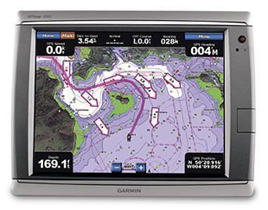 Garmin GPSmap 7015