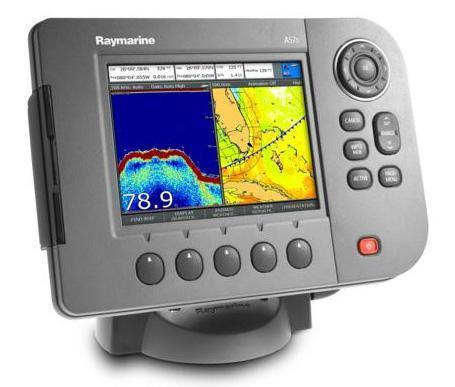 Raymarine A50D