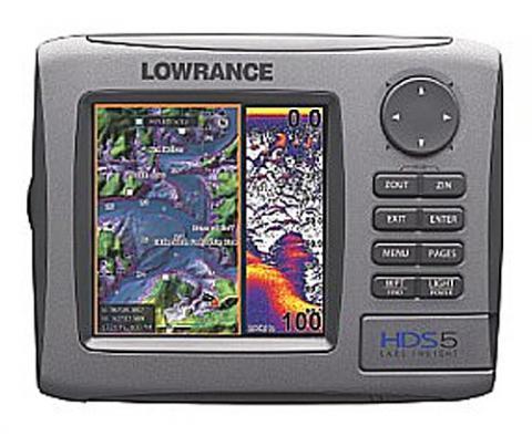 Lowrance HDS-5x