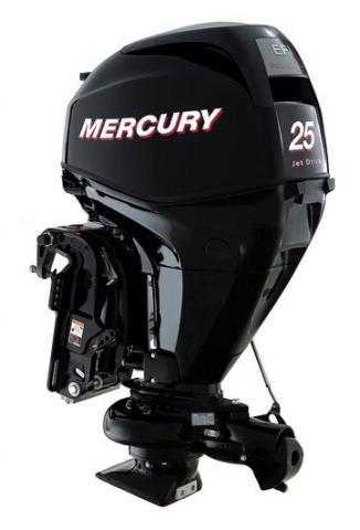 Mercury Jet 25 ELH GA EFI