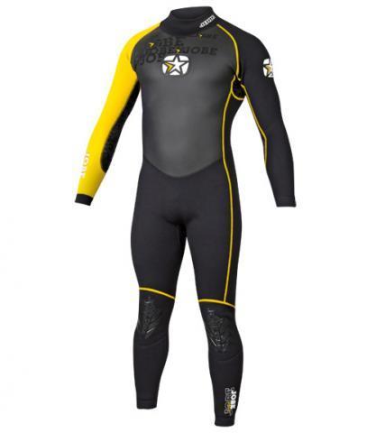 Jobe Full Suit Extra Yellow