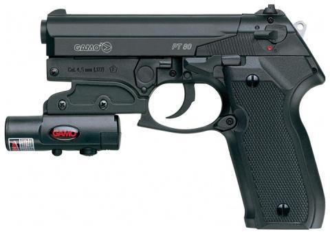Gamo PT-80 Combo Laser