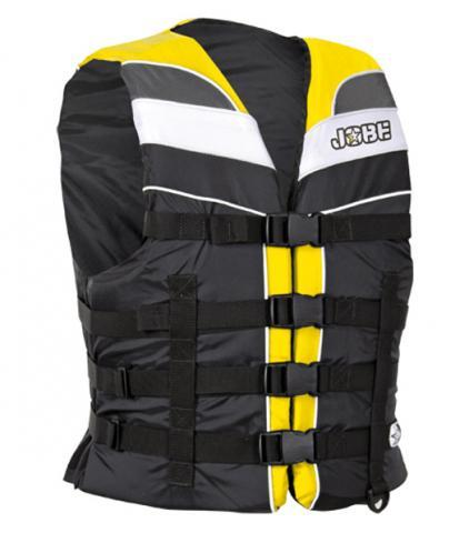 Jobe Outburst Vest Yellow