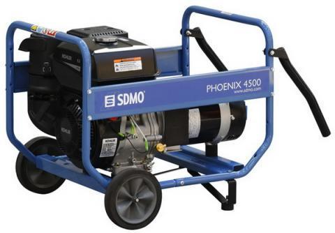 SDMO Phoenix 4500