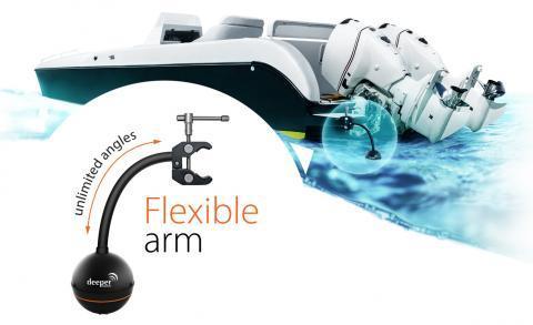 Deeper Flexible Arm