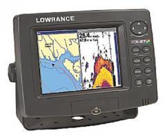 Lowrance LCX-27c - фото 3