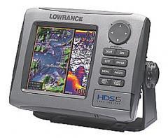 Lowrance HDS-5x - фото 3