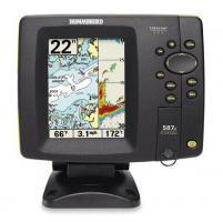 Humminbird Fishfinder 587ci Combo - фото 1