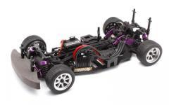 HPI HPI RTR Sprint 2 Flux with Ford Mustang GT-R Body - фото 2