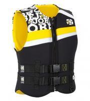 Jobe Combat Vest Yellow - фото 1