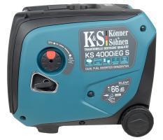 Konner&Sohnen KS 4000iEG S - фото 3